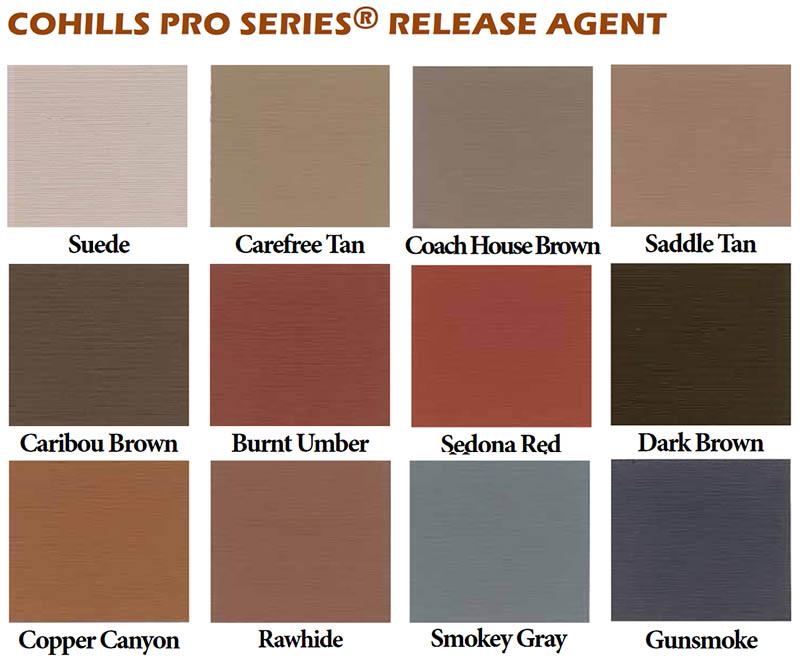 Release Agent Nellis Building Materials