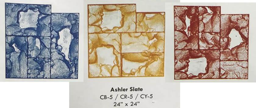 Concrete Stamps – Nellis Building Materials